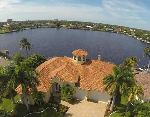 Eight Lakes - Saltwater Lakes in Cape Coral with Gulf Access