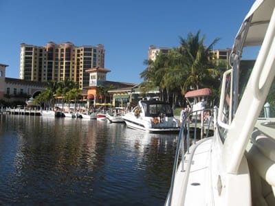Waterfront Real Estate Condos in Cape Coral