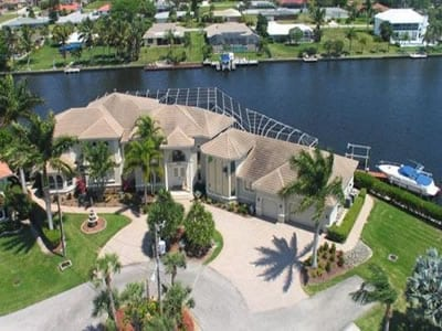 Waterfront Real Estate Homes in Southeast Cape Coral