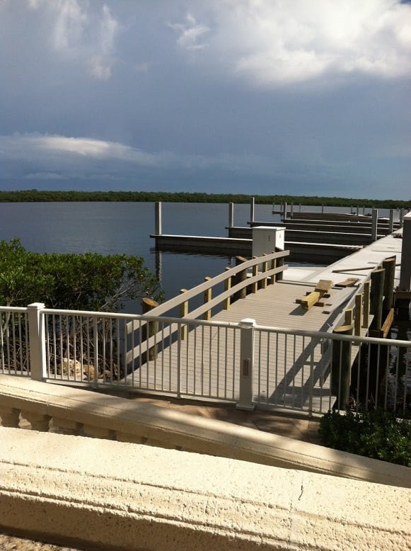 Cape Coral Tarpon Point New Docks2