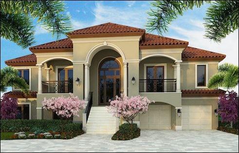 spr custom home cape coral fl