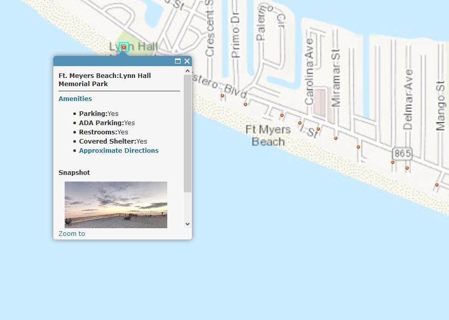 Beach Access Guide