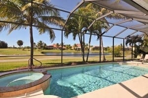 Cape Coral Real Estate in Royal Tee - Cape Royal Golf Club