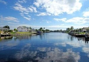 Cape Coral Real Estate the the Rose Garden Neighborhood of Southwest Cape Coral