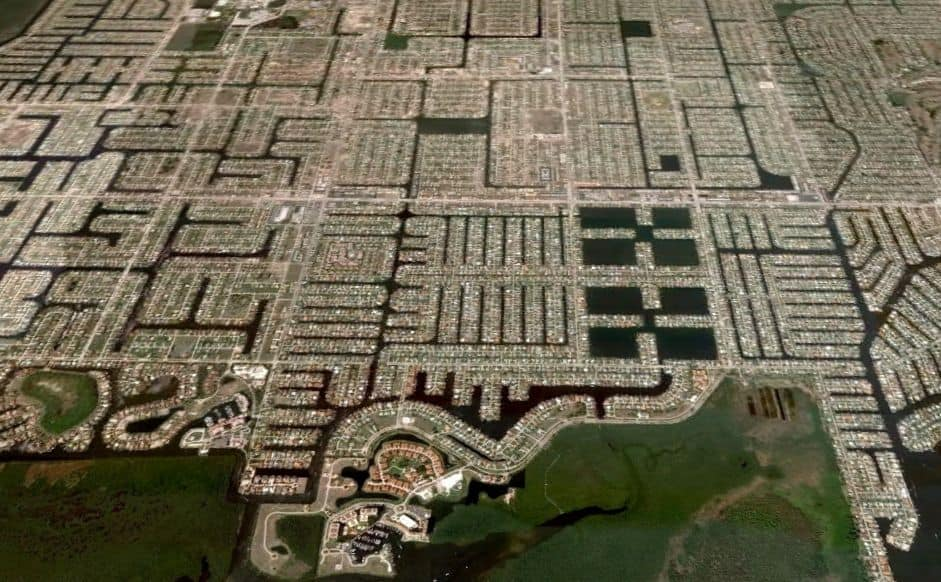 Cape Coral: The World's Biggest Canal City