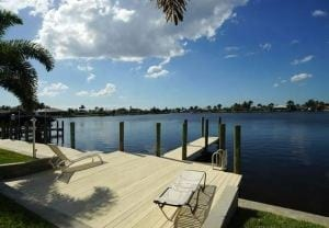 Cape Coral Real Estate the the Eight Lakes Neighborhood of Southwest Cape Coral