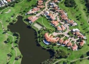 golf neighborhood