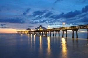 Fort Myers Beach Pier - Near Many Fort Myers Beach Condos