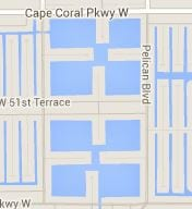 Eight-Lakes-Cape-Coral-Map