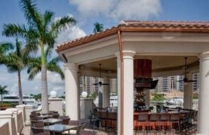 Tarpon Point waterfront dining in Cape Coral Florida