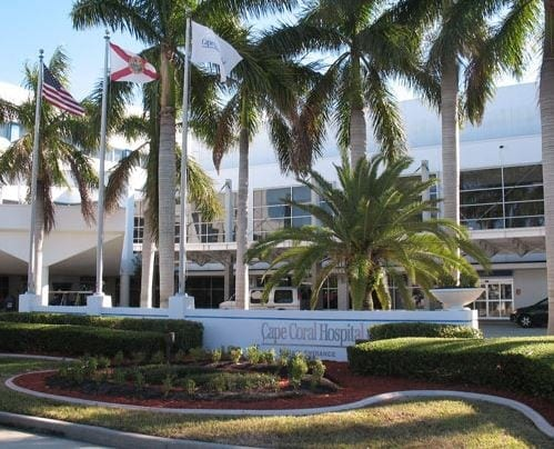 Cape Coral Hospital Earns Sterling Award
