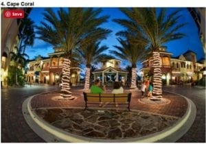 Cape Coral Happiest City