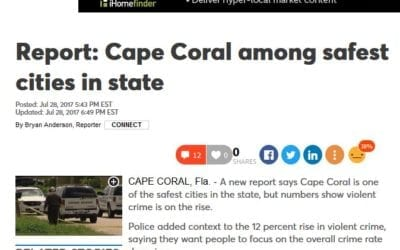 Cape Coral Safety Reports Collection