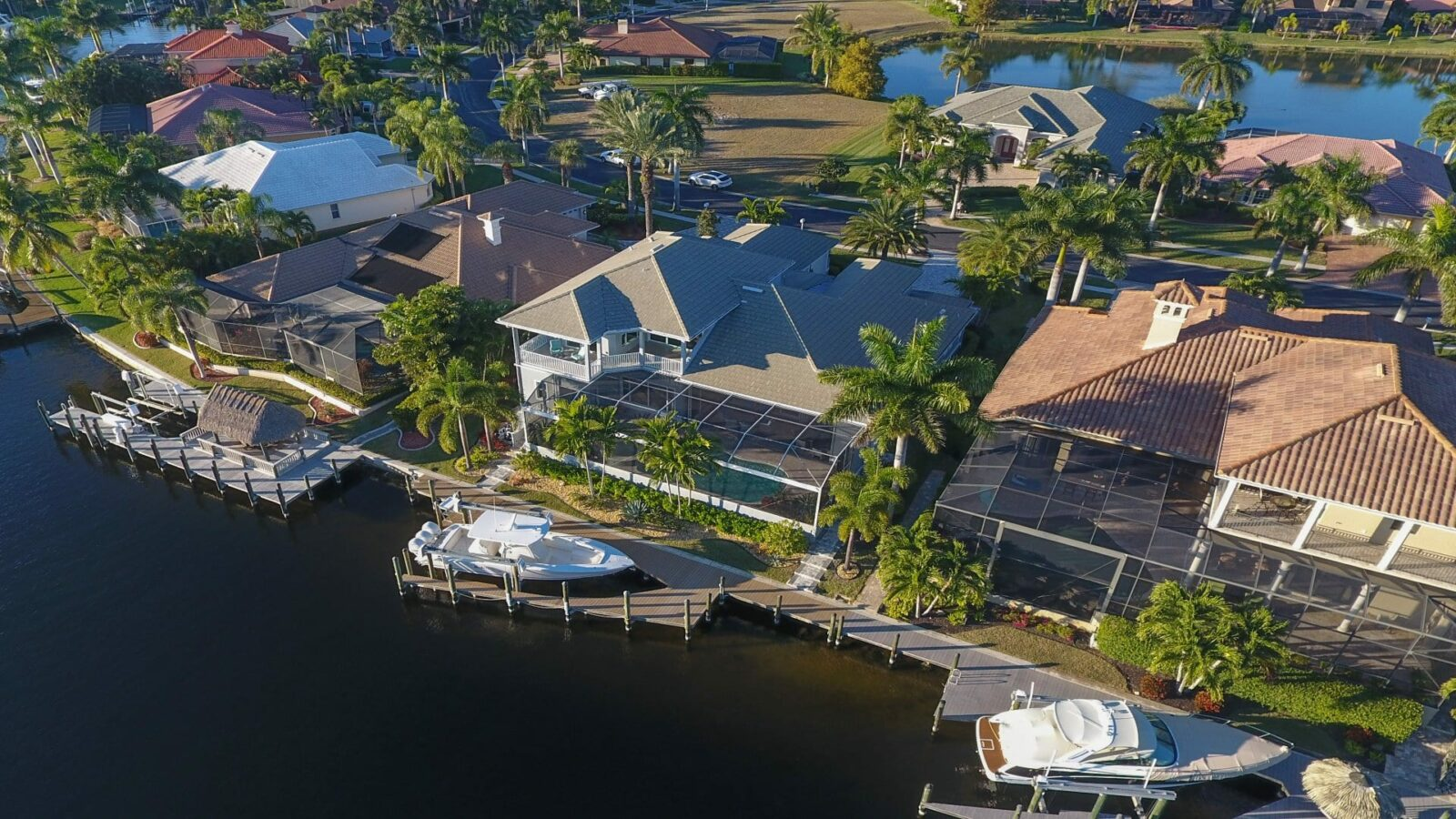 Gulf of Mexico Sailboat Access Home in Cape Coral, Florida