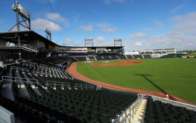 Atlanta Braves New Stadium, CoolToday Park, in North Port Opens