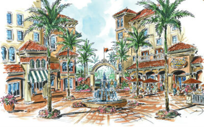 Village Square Cape Coral A Downtown Resort Like Destination