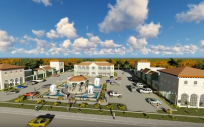 Pine Island Village in Cape Coral Will have Mixed Use and Class A Office Space