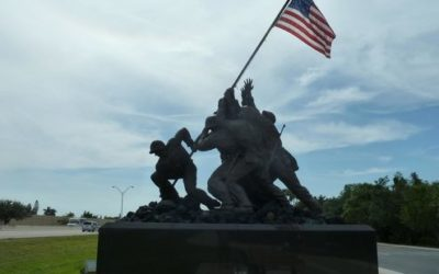 Cape Coral's Four Mile Cove Park Celebrates Veterans