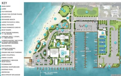 Yacht Club Upgrade Plans Move Forward